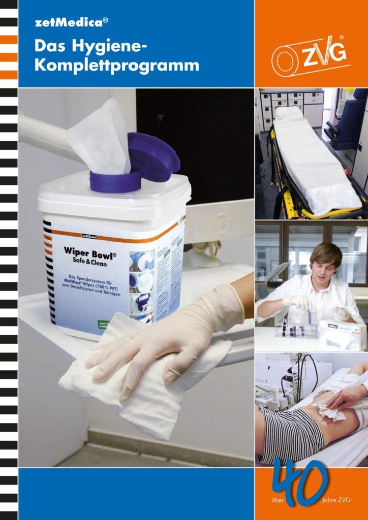 zetMedica® für Pflegebereiche
