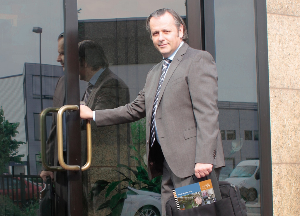 Norbert Grundmann neuer Geschäftsführer
