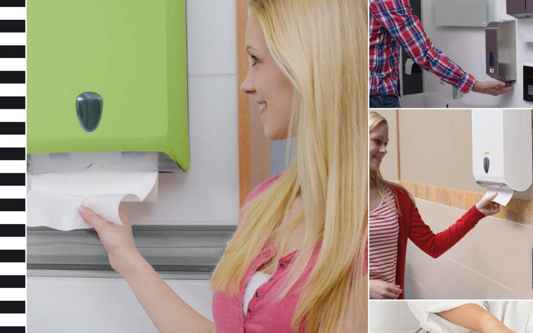 zetMatic® Hygiene im Waschraum