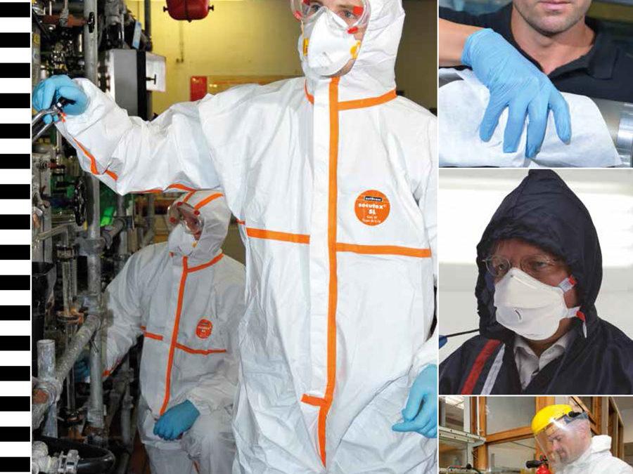 zetDress® zetMask® Einweg-Schutzbekleidung
