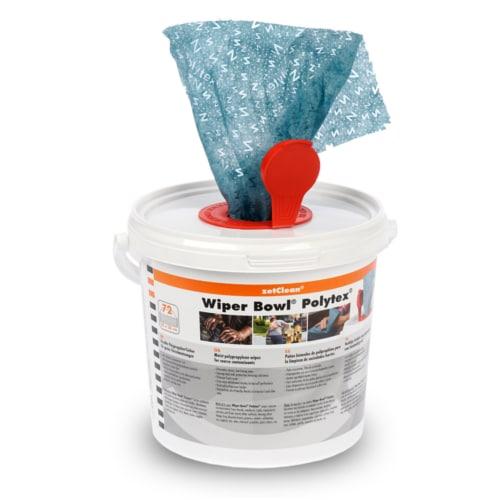 Wiper Bowl® Polytex® – universale Feuchtreinigungstücher