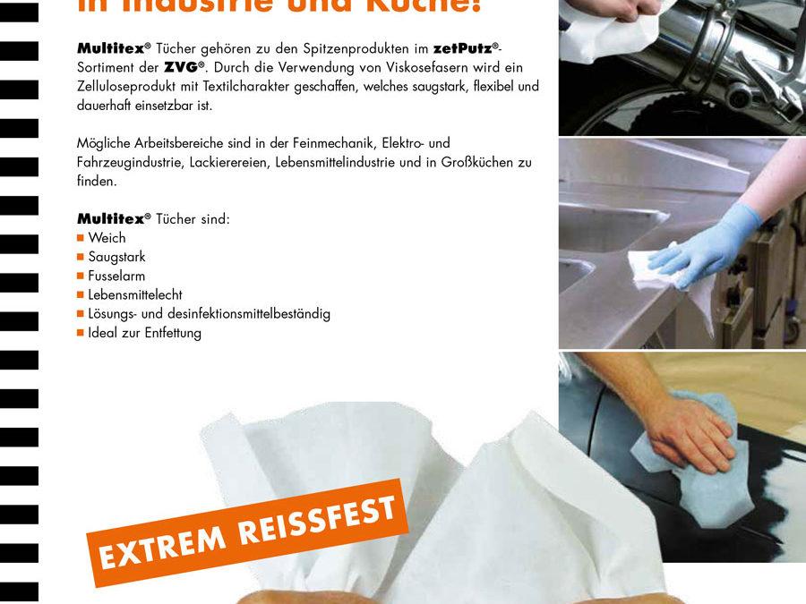 Multitex® Viskosevliestücher