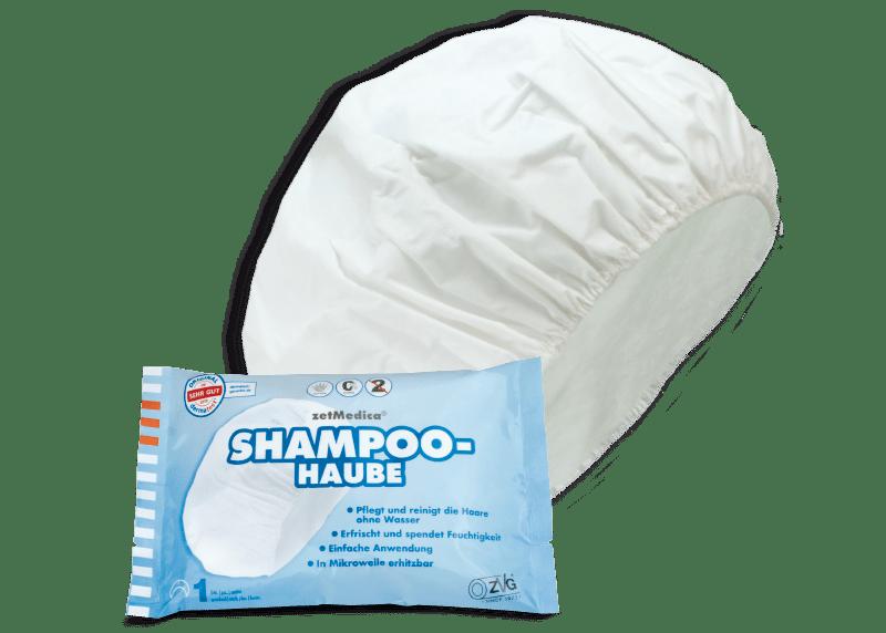 Shampoo-Haube