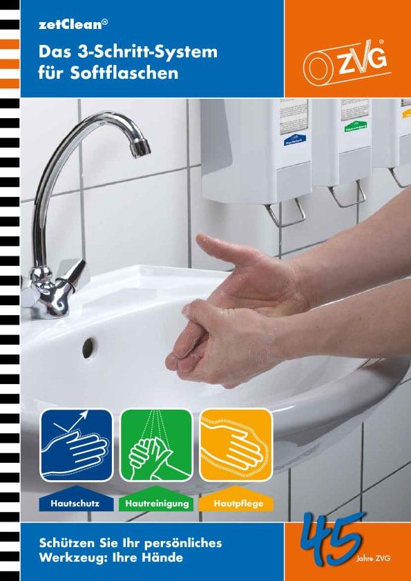 zetClean® Das 3-Schritt-System für Softflaschen
